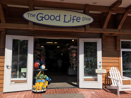 Nature Travel: The Good Life Shop in Cannon Beach, OR